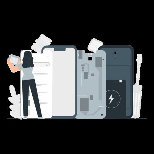 phone repair in wellington