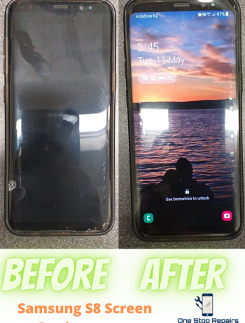 Samsung Screen Replacement in Welligton